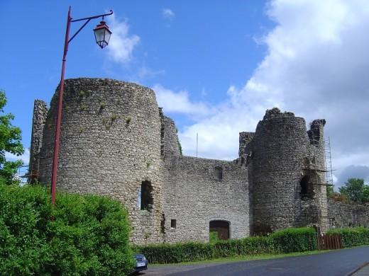 château LAstour à Nexon France Sud ouest