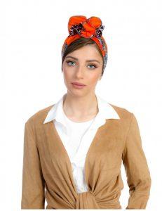 le-cosi-avec-fleur-imprime-orange